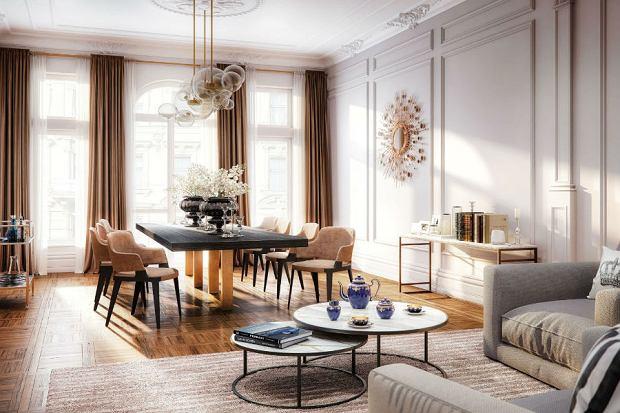 Eric Kuster - designer luksusowych wnętrz zaprojektuje wnętrza Foksal 13/15