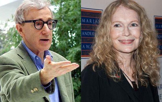 Mia Farrow i Woody Allen