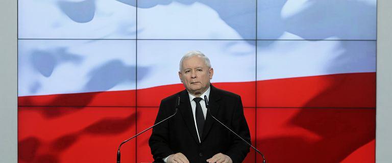 Kaczyński na konwencji PiS: Duda po Smoleńsku wykazał się odwagą i oddaniem