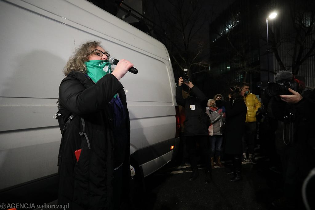 Protest po publikacji uzasadnienia wyroku TK