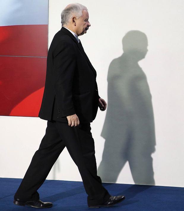 Jarosław Kaczyński często jest opisywany jako 'władca' Polski