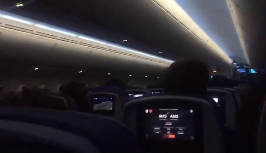 Lot z Madrytu do Amsterdamu