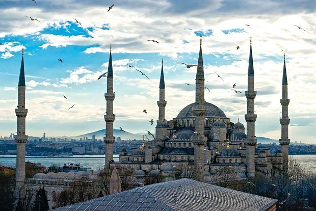 Turcja wakacje - Błękitny Meczet, Stambuł