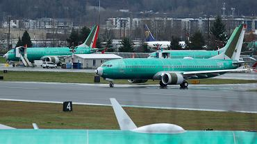 Samoloty Boeing 737 Max,