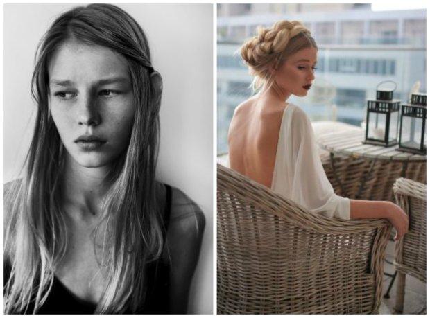 14-letnia modelka Sofia Mechetner, nowa twarz Diora