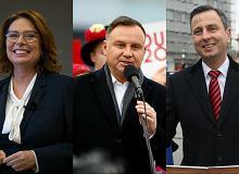 Którego kandydata Polacy zaprosiliby na obiad? Jest sondaż