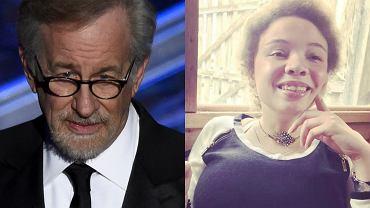 Steven Spielberg i Mikaela Spielberg