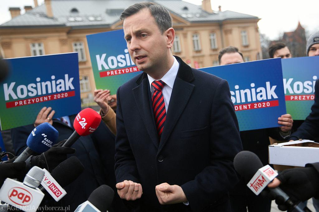 Władysław Kosiniak-Kamysz obiecuje wprowadzenie 1000 plus dla studentów