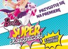 Barbie Super Księżniczki - spotkania w Poznaniu i Warszawie