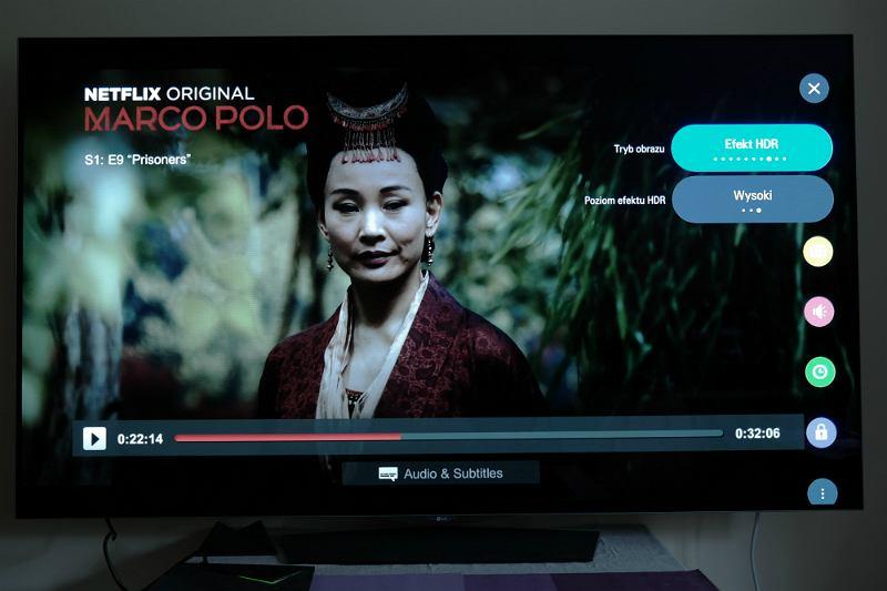 Proste ustawienia w telewizorze LG OLED 65B6J