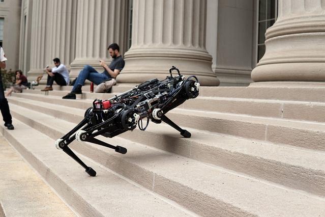 Robot Cheetah 3