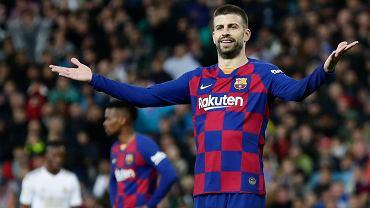 Gerard Pique, piłkarz Barcelony