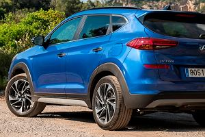 Nowy Hyundai Tucson - opinie Moto.pl. Hit sprzedaży z kilkoma nowościami