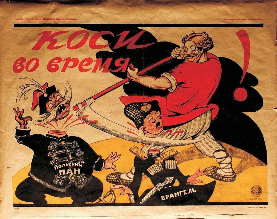Radzieccy Specjaliści Wiedzieli Najlepiej Jak Za Pomocą