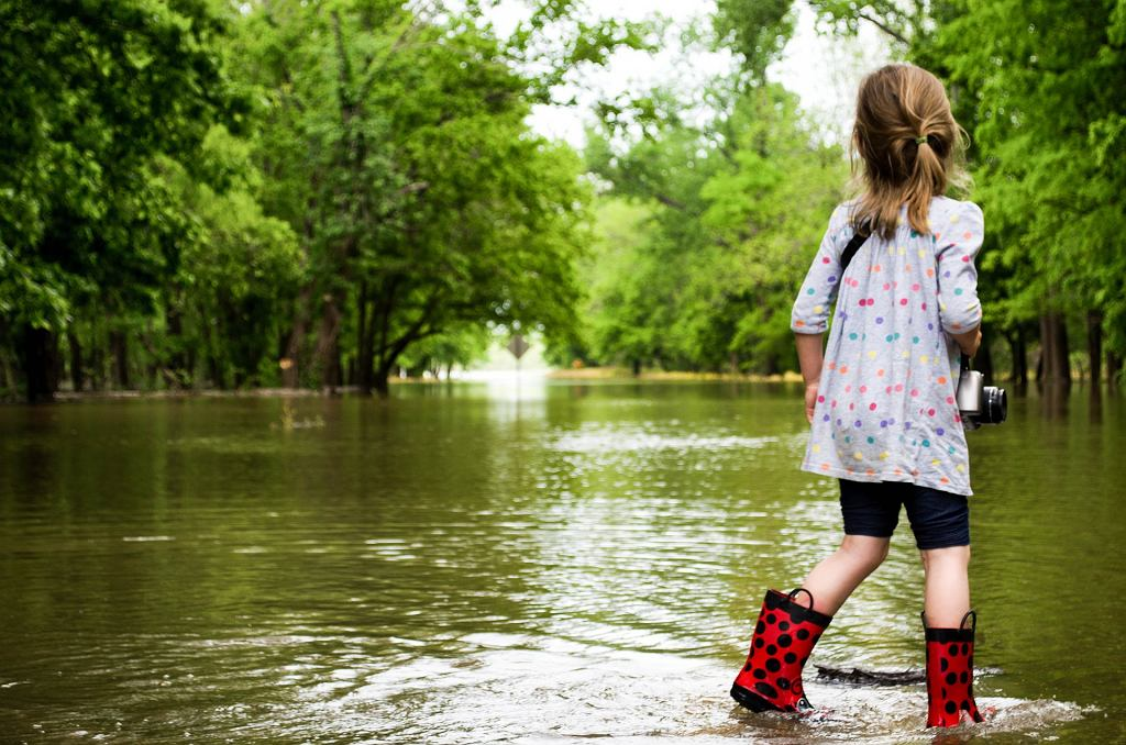 Sennik: powódź. Zdjęcie ilustracyjne