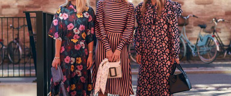 Modne sukienki na wiosnę: TOP 18 modeli, które lansuje branża mody