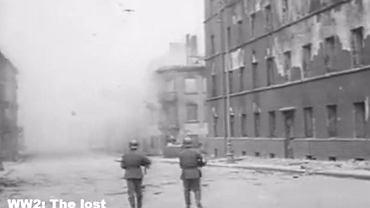 Wideo z powstania warszawskiego