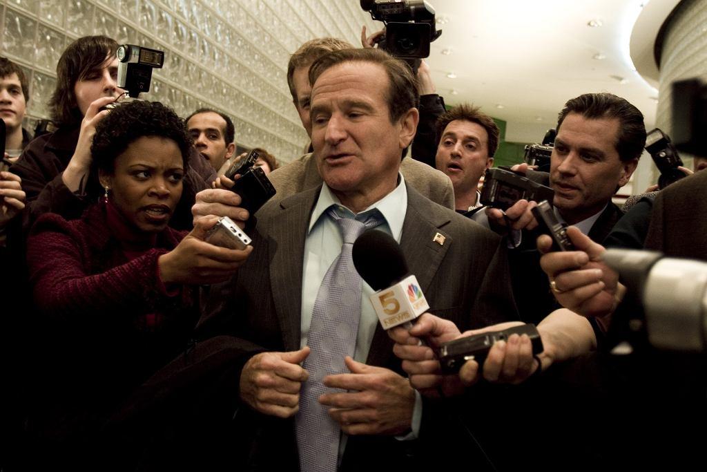 'Człowiek Roku', Universal Pictures, 2006