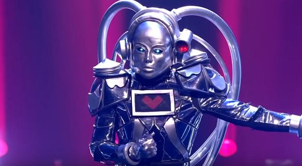 The Winner Takes It All - ABBA | Der Roboter | The Masked Singer | ProSieben