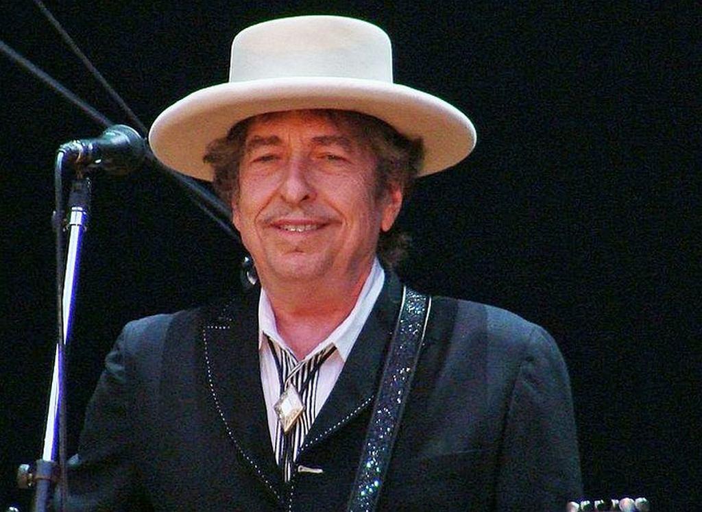 Bob Dylan w 2010 roku