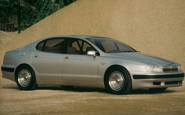 Italdesign Jaguar Kesington (1990)