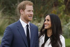 Książę Harry  i Meghan