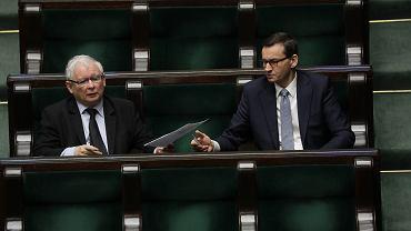 Piąty dzień  9. posiedzenia Sejmu IX kadencji