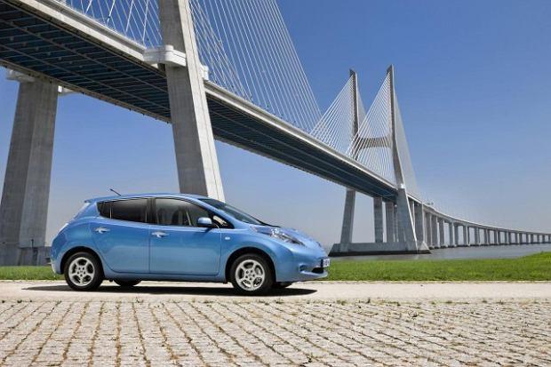 Nissan Leaf od 126 000 zł