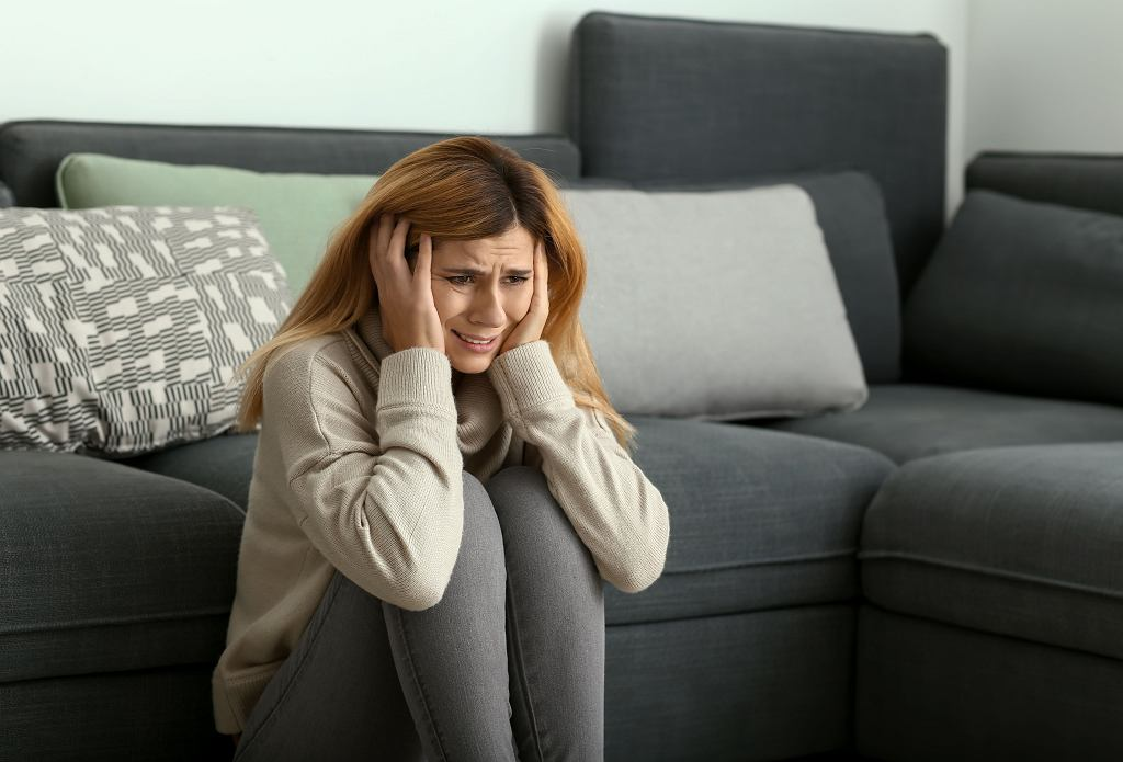 Uczucie osamotnienia, troska o bliskich, niepewność jutra - to wszystko sprzyja atakom paniki