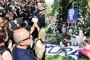 Pogrzeb Kory