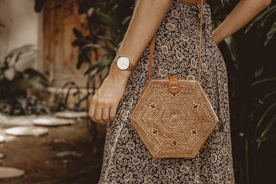 b28fe31025f Plecione torebki! Podobne modele do tych, które lansują największe domy mody