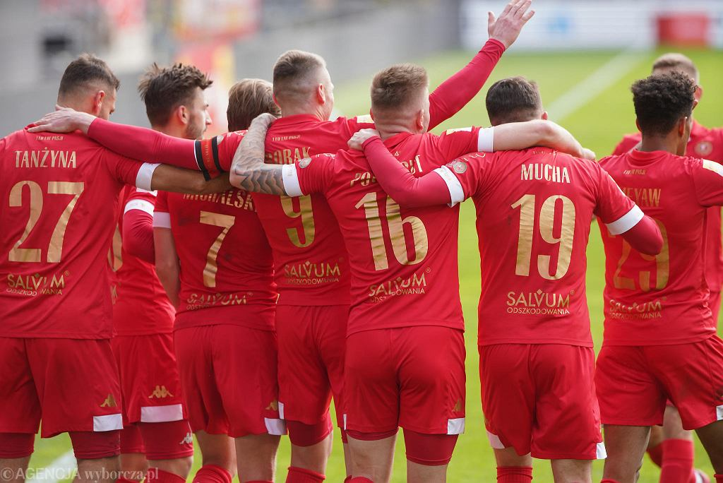 Widzew Łódź - GKS Jastrzębie (2:0)