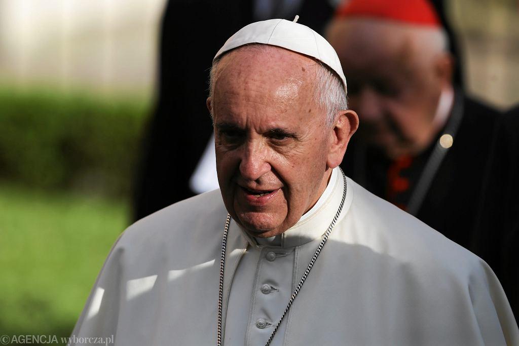 Papież Franciszek o Janie Pawle II: Jego świętość była wielka