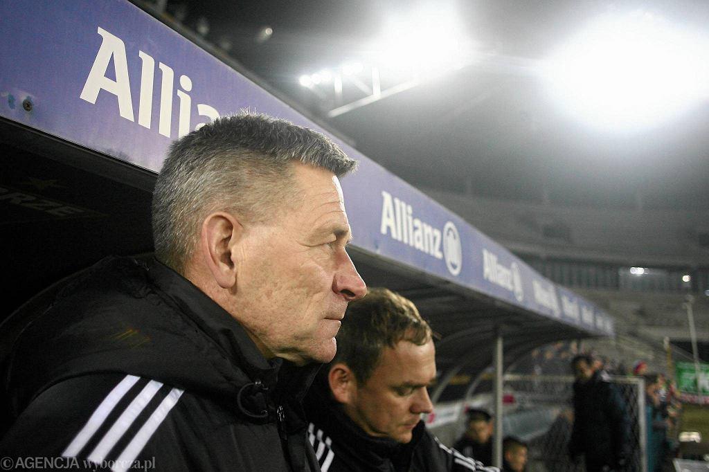 Józef Dankowski znowu w Górniku