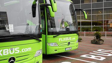 Flixbus (zdjęcie ilustracyjne)
