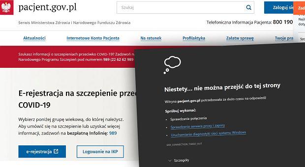 Problemy Z Rzadowymi Systemami Nie Dziala Epuap I Portal Pacjenta Technologie Na Next Gazeta