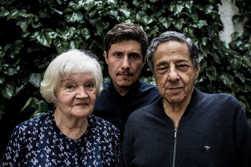 Barbara, Marcel i Rodrigo Velez