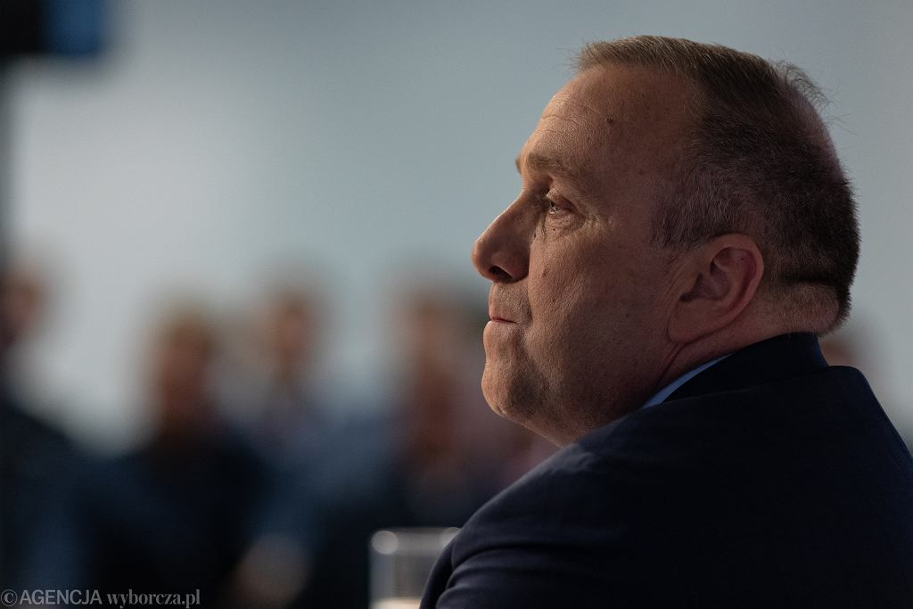 Grzegorz Schetyna szuka lidera wrocławskiej listy