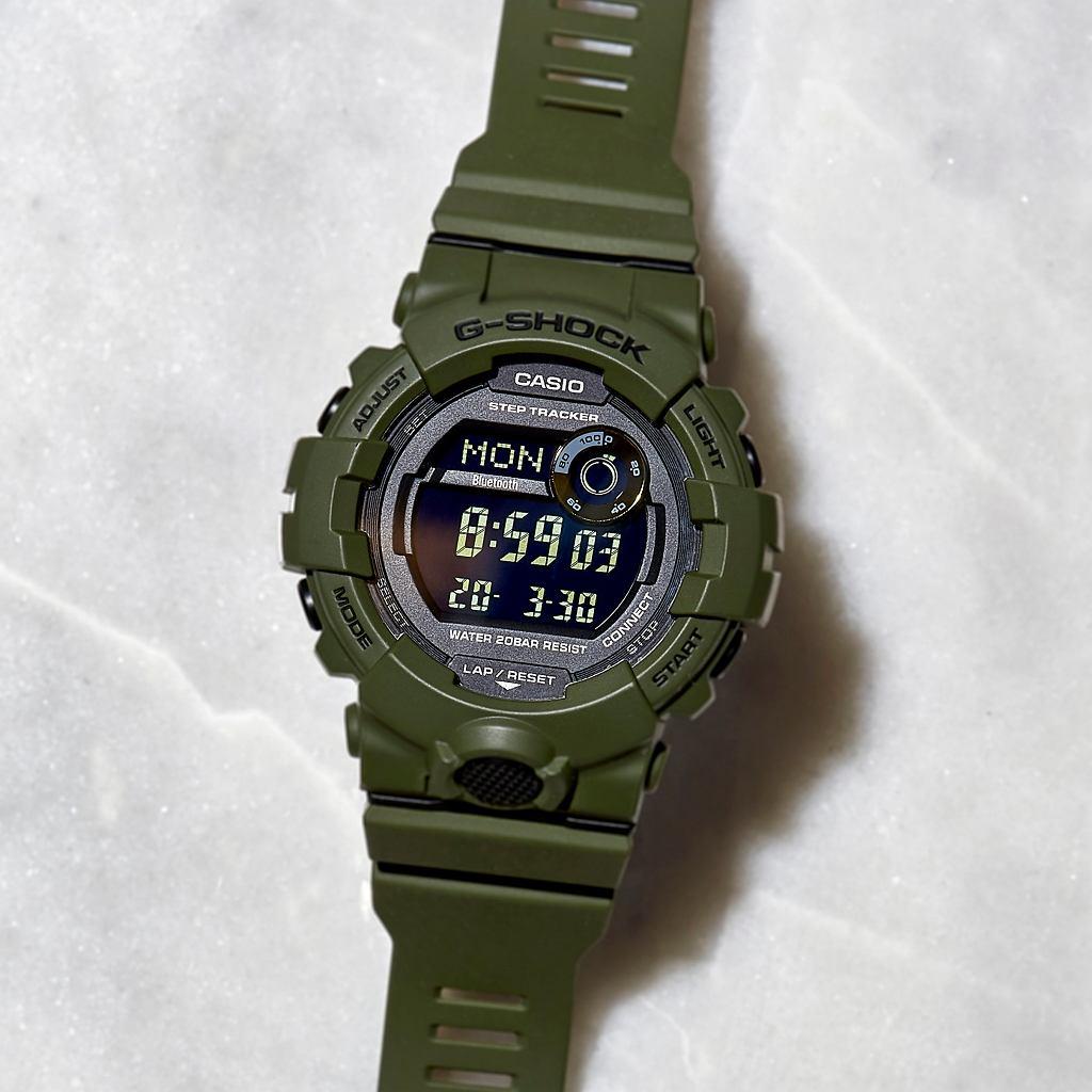 G-Shock G-SQUAD, nr ref. GBD-800UC-3ER, 575 zł