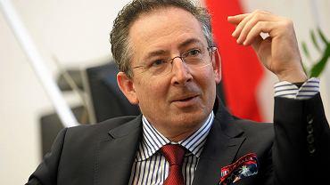 Bartłomiej Sienkiewicz, były minister MSW w rządzie Donalda Tuska