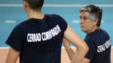 Raul Lozano, trener siatkarzy Cerradu Czarnych Radom