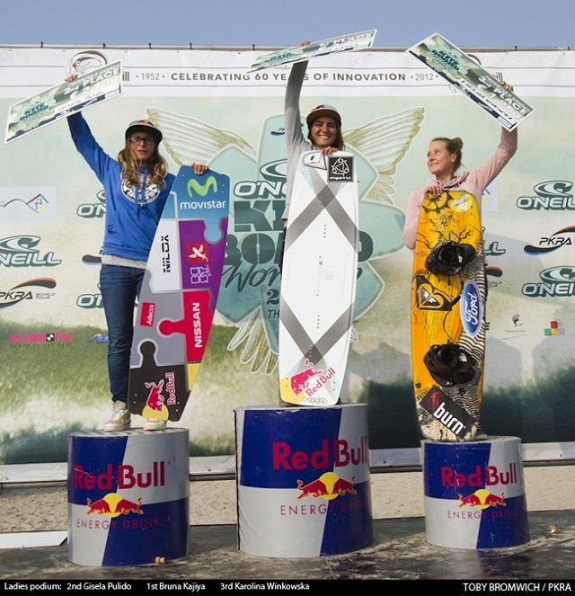 Zwyciężczynie PKRA World Tour freestyle w Holandii