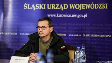 Premier Mateusz Morawiecki w Katowicach