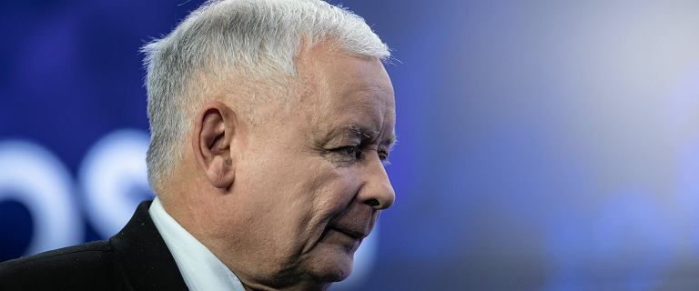 Jarosław Kaczyński straszy opozycją: Zabiorą to, co daliśmy
