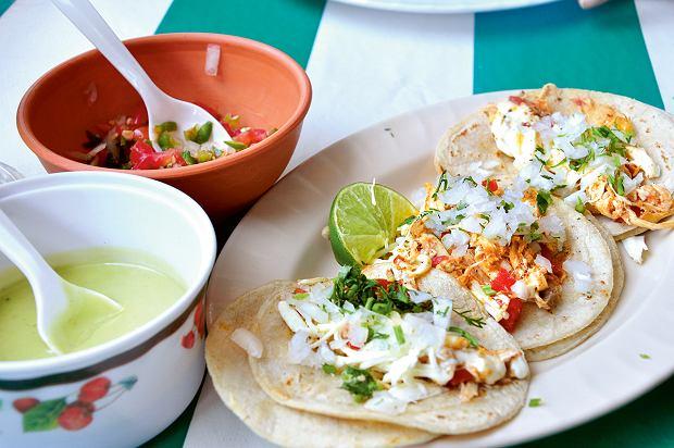 Gwatemala, tacos