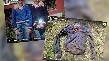 Rewal. Zaginięcie dwóch nastolatków. Po 21 latach znaleziono sweter i kilkadziesiąt kości