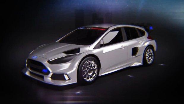 Ford Focus RS RX Kena Blocka