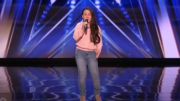 Roberta Battaglia: 10-Year-Old Canadian Girl With SHOCKING Voice! Sofia Vergara's GOLDEN BUZZER!