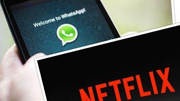 Użytkownicy WhatsApp i Netflixa muszą uważać na dziwną ofertę