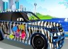 Projektantka samochodów
